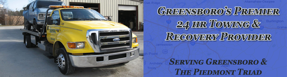 Greensboro towing service 336 854 1410 car heavy for Affordable motors winston salem nc reviews
